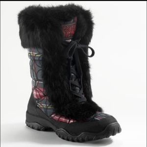 Coach Jennie winter boots